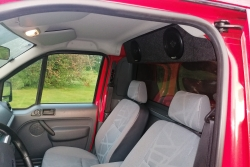Ford Transit Connect 1.8 66 kW 2012