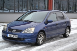 Honda Civic 1.4 66 kW 2001