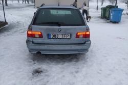 BMW X5 30d E39 530d facelift 142kw 2.9 142 kW 2002